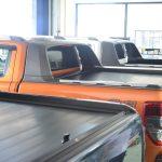 ฝาปิดกระบะ RollerUp Ford Wildtark