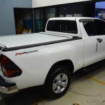 ฝาปิดกระบะๅ RollerUp สำหรับ Toyota Revo