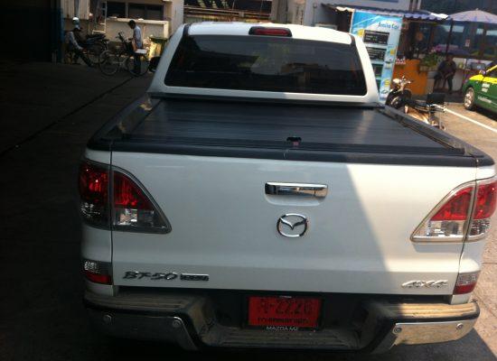 ฝาปิดกระบะ RollerUp สำหรับ Mazda BT50Pro