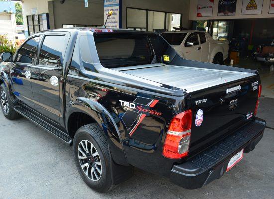 ฝาปิดกระบะ RollerUp สำหรับ Toyota Vigo TRD