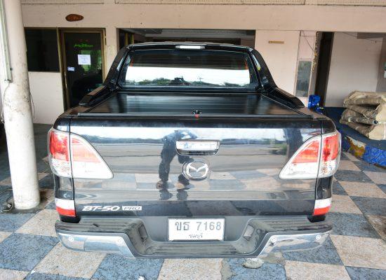 ฝาปิดกระบะ RollerUp สำหรับ Mazda BT50Pro Styling Bar