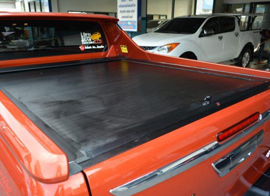 ฝาปิดกระบะแบบม้วน RollerUp สำหรับ Toyota Revo TRD