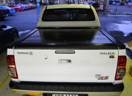ฝาปิดกระบะ RollerUp สำหรับ Toyota Vigo