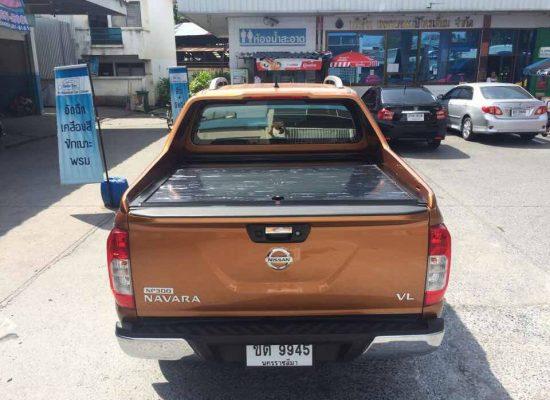 ฝาปิดกระบะ RollerUp สำหรับ Nissan Navara