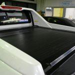 ฝาปิดกระบะ RollerUp สำหรับ Nissan Sportech