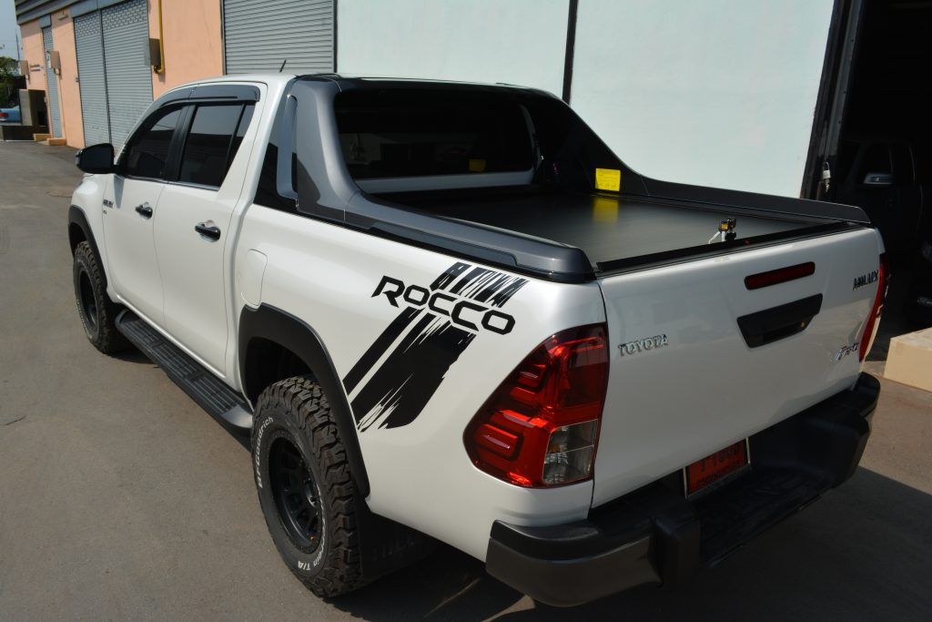 ROLLERUP สำหรับ TOYOTA HILUX REVO ROCCO